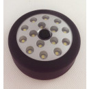 Tourist camping lamp 15xSMD LED