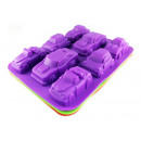 wholesale Household & Kitchen:Silicone cake mold, cars