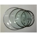 groothandel Potten & pannen: Glazen deksel voor potten van 24 cm