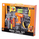 wholesale Toolboxes & Sets: Tool Play Set With Friction Drill