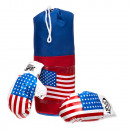 wholesale Sports and Fitness Equipment: BOX SET WITH U.S.A FLAG DECALS