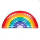 mayorista Deporte y ocio: Arco inflable estera de baño transparente 51862