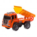 wholesale Models & Vehicles: SLIDED  CONSTRUCTION TRUCK FRICTION POWERED