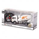 grossiste Batteries et piles: Camion de contrôle à distance avec chargeur et bat