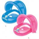 grossiste Piscine & Plage: Flotteur gonflable Bestway pour bébé avec pare-sol