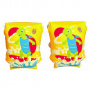 Swimming Armbands Turtle Yellow Bestway 23cm