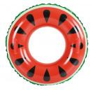 Großhandel Wassersport & Strand: Wassermelonen Schwimmring Ø90cm