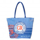 3004 Polyester Beach Bag With Zip and Pocket