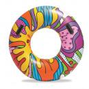 Großhandel Wassersport & Strand: Schwimmring Pop Art Bestway® Ø119 cm 36125