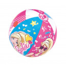 Bestway 93201 Barbie Inflatable Beach Ball 51cm