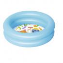 Bestway aufblasbare 2-Ring Kiddie Pool 61 cm x H15