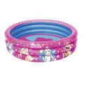 wholesale Garden playground equipment: Swimming Pool Barbie Pink Bestway 122cm 93205