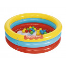 Bestway Fisher-Price Paddling Pool with 25 Ball