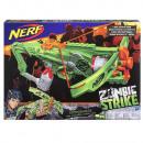 groothandel Speelgoed: Nerf Zombie Outbreaker Bow Hasbro B9093