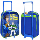 A suitcase on wheels for children Toy Story
