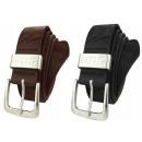 wholesale Fashion & Apparel: Men's Thick Leather Belt JCB1