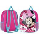 hurtownia Produkty licencyjne: Myszka Minnie Różowo/Niebieska Plecaczek