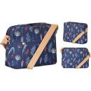 CB205 Secret Garden Handbag. Handbags