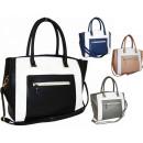 Handtasche Damentasche + Gürtel Taschen A4 FB94