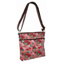 CB170 Roses Lacquered handbag women's handbags