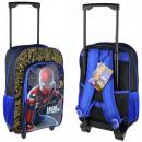 grossiste Vetements enfant et bebe: Valise / sac à dos pour bébé garçon Iron Spider
