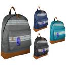 wholesale Gifts & Stationery: Unisex School Backpack Unisex A4 BP241 FINSKI