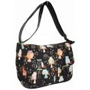 Großhandel Taschen & Reiseartikel: CB159 OWL neue Handtasche A4 HIT
