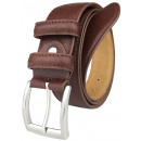 wholesale Fashion & Apparel: Men's belt JOHN GOTTI Light Brown -80%