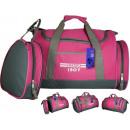 Großhandel Reise- und Sporttaschen: Schöne Sport Fitness Reisetasche SB07