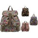 groothandel Schoolartikelen: School Backpack Cruise Tourism Stad