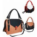 Großhandel Handtaschen: Schöne Handtasche  Frauen-multi Farben Neue