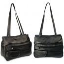 LHB38 Black Handbag Women HIT Handtaschen