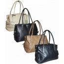 Großhandel Handtaschen: Taschentasche 1254 Schwarz