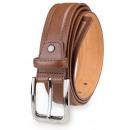Men's belt BT07 Men's belts caramel