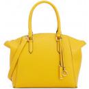 Beau sac Justfab a  frappé la Nouvelle bourse jaune