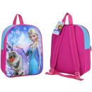 Großhandel Lizenzartikel: Rucksack Rucksack für Kinder Elsa und Olaf frozen