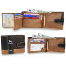 Elegant men's wallet RFID NC42 MNC wallets