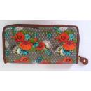 wholesale Wallets: PS81 Róże OIL Women's wallet for women's w