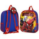 mayorista Artículos con licencia: Mochila Spider-Man Team Up Marvel para niños