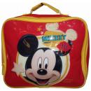 Großhandel Haushaltswaren: Mickey MOUSE Red Lunchbox für Kinder ;;;