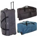 Großhandel Koffer & Trolleys: Ein geräumiger Reisekoffer TB03 TWEED