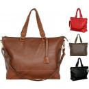 Großhandel Handtaschen: FB54 A4 Handtasche, Hit Handtaschen