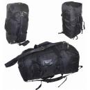 Duży plecak - torba podróżna na ramię 2w1 TB931