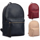nagyker Táskák és utazási kellékek: Női hátizsák JAZZI LONDON A4 8414