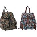 wholesale Backpacks: FB45 Vintage  Backpack Ladies School City