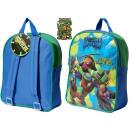 mayorista Artículos con licencia: Ninja Turtles Mochila Turtles Trouble para niños