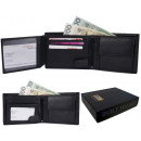 Elegante Herrenportemonnaie JCB53 RFID Box