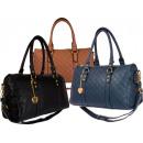 FB14 Női pénztárca bőrönd A4-es kulcstartó