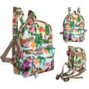 Small handy women's backpack for summer CB303