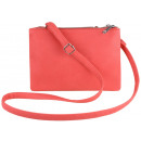 Schöne Damenhandtaschenkupplung 2 Kammer FB245